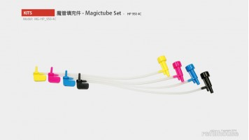HP 952, 953, 954, 955 Magictube Refill Inks Set