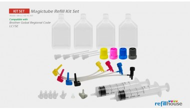 Brother LC15E (JP) Magictube Refill Kits Set