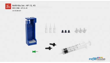 HP 45 Refill Kits Set