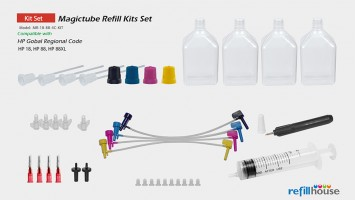 HP 18, 88, 88XL Magictube Refill Kits